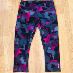 Reebok Multicolored Leggings